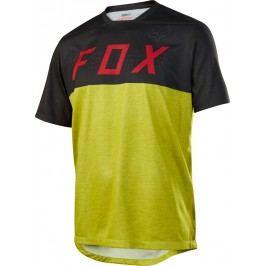 Fox Indicator SS Jersey Black/Yellow M