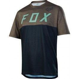Fox Indicator SS Jersey Dark Green L