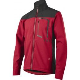 Fox Attack Fire Softshell Jacket Dark Red L