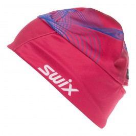 Swix čepice Race warm women červená 56