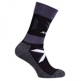 Swix ponožky Cross Country warm černá 37/39