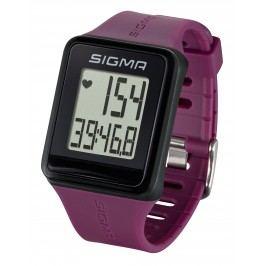 Sigma pulsmetr iD.GO plum