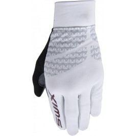 Swix rukavice dám. NaosX bílá 6/S