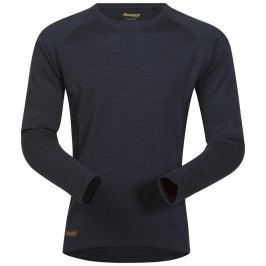 Bergans Merino Snøull Shirt NightBlue/Navy L