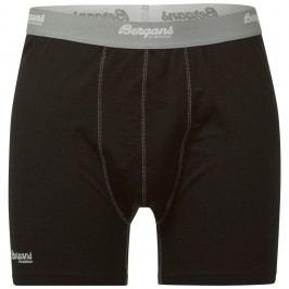 Bergans boxerky Merino Soleie Boxer Black S