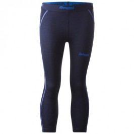 Bergans Dětské kalhoty Akeleie Kids Tights Navy/Warm Cobalt 104