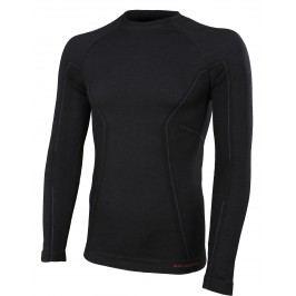 Brubeck dlouhý rukáv Active Wool  Black