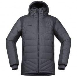 Bergans pánská bunda Rjukan Down Jkt SolidCharcoal Mel/Black L