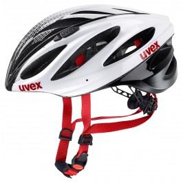 Uvex Boss Race White-Black 2018