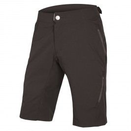 Endura SingleTrack Lite Short II: Black M
