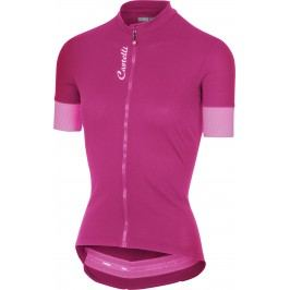 Castelli Anima 2 Jersey FZ alba pink M