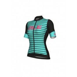 Alé Letní cyklistický dres dámský R-Ev1 Marina Velikost M