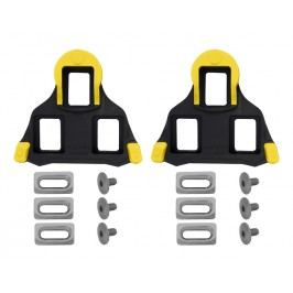 Shimano zarážky SM-Sh11 výkyv 6st žluté 1 pár