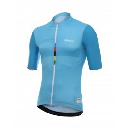 Santini dres Uci Le Cannibale Jersey Eddy 2018 L