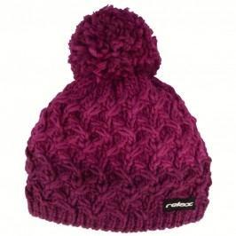 Relax Zimní čepice Criss fialová růžová Rkh112C Dospělá