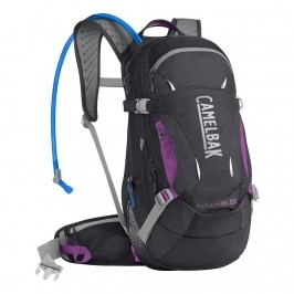 CamelBak Luxe LR 14-Charcoal/Light Purple