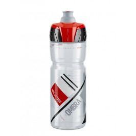 Elite láhev Crystal Ombra čirá/červená 750ml