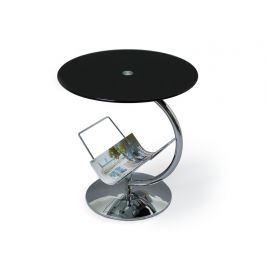 Konferenční stolek ALMA, černý