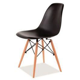 Jídelní židle MODENA, černá