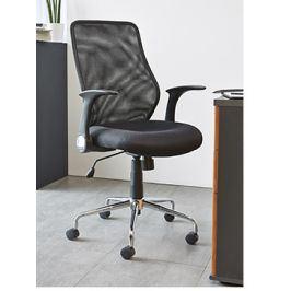 SURF, kancelářské křeslo, černá , kancelářské křeslo, černá