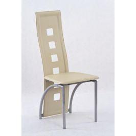 Židle K-4M, tmavě krémová Z EXPOZICE PRODEJNY
