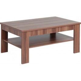 Praktická extom Konferenční stolek UNNI, švestka wallis lamino