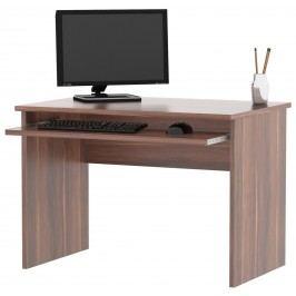 Praktická MB Domus Kancelářský PC stůl JH311, švestka lamino