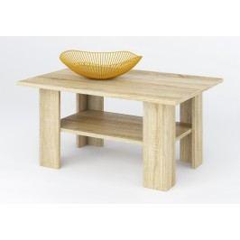 Kvalitní smartshop SONO II konferenční stolek, dub sonoma