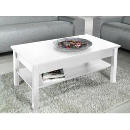 CAMA Konferenční stolek LAWA, bílý mat