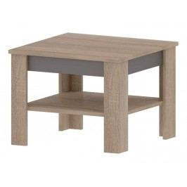 Bog Fran MADAGASKAR A, konferenční stolek, dub sonoma/grafit lamino