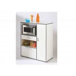 DEMEYERE BAZZ, kuchyňská skříňka, bílá lamino