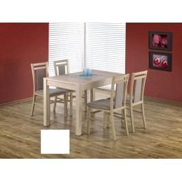 Halmar Jídelní stůl rozkládací MAURYCY, bílá lamino
