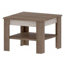 Bog Fran VENECIA A, konferenční stolek, dub sonoma truflový/dub craft bílý lamino