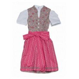Šaty skládané Berwin & Wolff