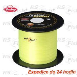 Berkley® Fireline Exceed Fluo Yellow 0,10 mm