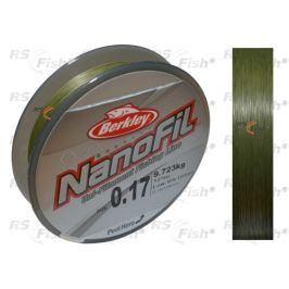 Berkley® Nanofil Green - 270 m 0,20 mm