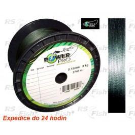 Power Pro® Moss Green 0,76 mm
