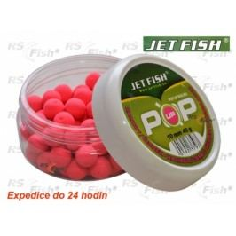Jet Fish® Pop Up Fluoro - Halibut / Česnek - 40 g