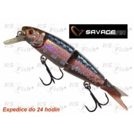 Savage Gear 4Play Herring Lowrider - barva Minnow