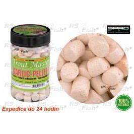 SPRO® Trout Master Garlic - barva bílá