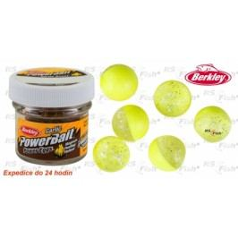 Berkley® PowerBait Floating Eggs Garlic - Fluo Yellow