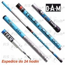 DAM® Composite Tele Pole 300