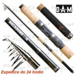 DAM® Backbone Tele 3,6m 30-80g