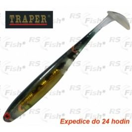 Traper® Tin Fish - barva 10 100 mm