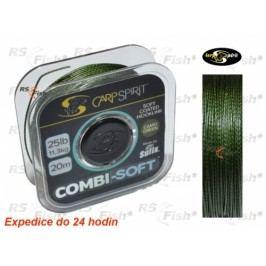 Carp Spirit Combi Soft - barva Camo Green 15,90 kg / 35 lb