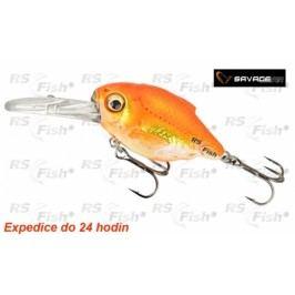 Savage Gear 3D Crucian Crank - barva Goldfish 34 mm - 53770