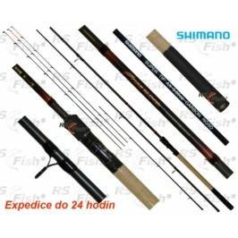 Shimano® Fireblood Feeder Multi Heavy 3,65 - 3,96m 110g 5díl