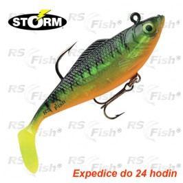 Storm™ WildEye Rippin Swim Shad - barva Fire Tiger 80 mm - WRSS03FT