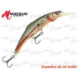 Matzuo® Kinchou Minnow - barva Threadfin Shad 89 mm - SMDS9-TRS