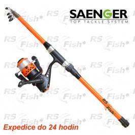 Saenger® Newcomer Combo Orange 195 cm - 10 - 30 g